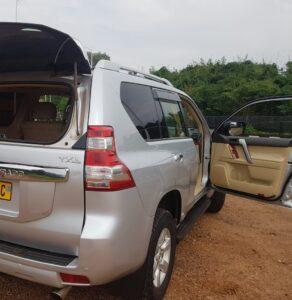 kigali car rental service