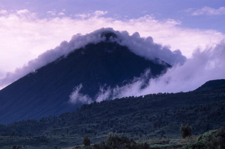 History of Volcanoes National Park Rwanda
