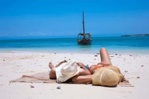 Kenya coast beach safari
