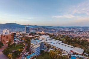 half day kigali city tour