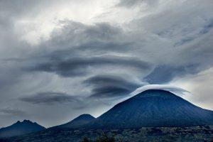 volcanoes national park rwanda gorilla trek